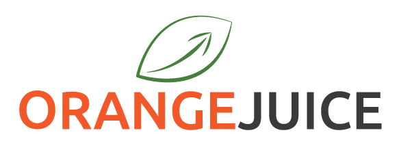 Logo firmy Orange Juice