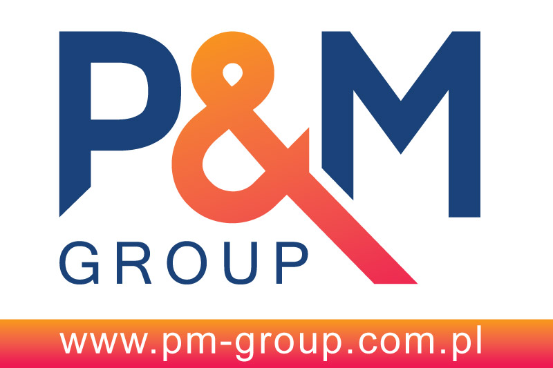 Logo firmy P&M Group Sp. z o.o.