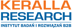 Logo firmy Keralla Research